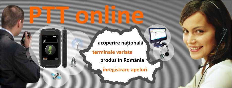 Sistemul PTT de la Synaptic permite comunicatie tip statie radio pe tot teritoriul Romaniei